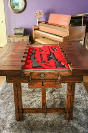 Building A Gun Cabinet Hidden Compartment Furniture Rtba Media Inc