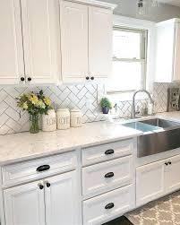 best cabinets white kitchen backsplash ideas best white kitchen ideas on white
