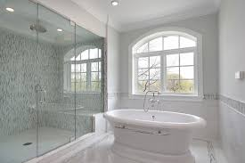 epic mosaic wall tiles decor bathroom remodel gray simple wood