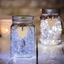 sparkle led jam jar light by thelittleboysroom