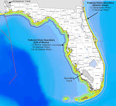 Map Of Florida Colleges by Save Our Shores Florida