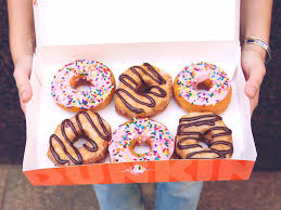Dunkin Donuts Pumpkin Muffin Weight Watchers Points by What Are The Best Donuts At Dunkin Donuts Business Insider
