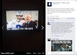 Cowboys Fans Be Like Meme - kprc facebook cowboy fans offended when kprc broadcasts an