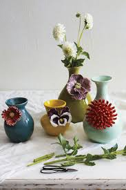 Unique Flower Vases Flower Pots Clay Hands Happy Hands Pinterest Anthropologie
