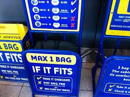 ryanair delays controversial new cabin bag policy to 2018