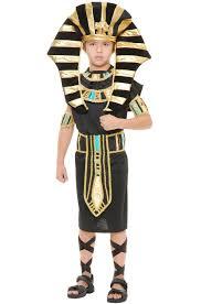 european halloween costumes amazon com charades child u0027s king tut costume historical