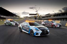 used lexus for sale adelaide lexus rc f to run as safety car for 2015 v8 supercars season
