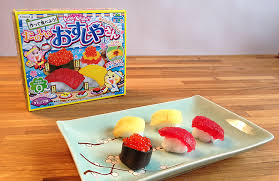 japanese candy popin cookin sushi why so japan