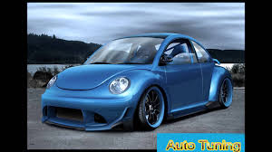 volkswagen new beetle volkswagen new beetle tuning super avto tuning youtube