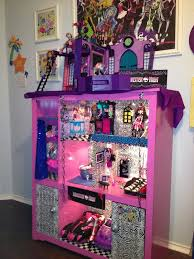 The 25 Best Doll Houses by Monster High Doll House Ideas