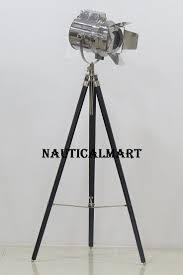 Nautical Spotlight Floor Lamp by 129 Best Search Light U0027s Royal Lamp Floor Lamp Tripod Lamp By