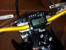 trailtech vapor dashboard mount for suzuki drz 400 s e k sm with