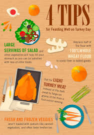 stuff the bird not yourself tips for feasting well on turkey