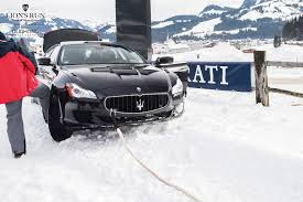 maserati snow gallery winter edition 2016 u2013 lion s run