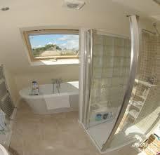 Bathroom In Loft Conversion Attic Life Ltd Loft Conversions Bathrooms