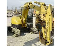 1997 cat 305 sr mini excavator