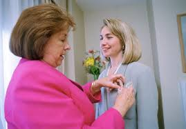 hillary clinton s childhood hillary clinton embraces her mother s emotional tale the new
