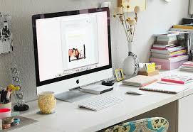 Work Office Desk Your Desktop An Efficient Work Area Gaffaney S Total