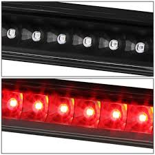 jeep grand or dodge durango 17 jeep grand dodge durango led 3rd brake light black