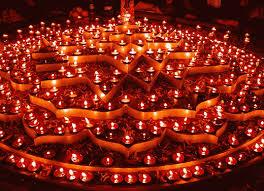diwali india s glittering festival of lights news article