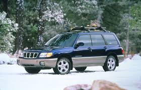 subaru green forester 2001 subaru forester pictures history value research news