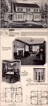 dutch colonial revival traditional kit house plan 1923 sears