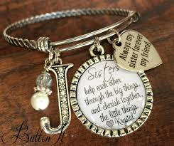 nurse quote gifts sister bracelet sister jewelry sister gift big sister