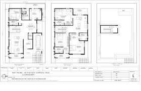 40x60 east calssical x house plan india remarkable plans gallery