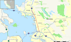 City College Of San Francisco Map by California State Route 123 Wikipedia