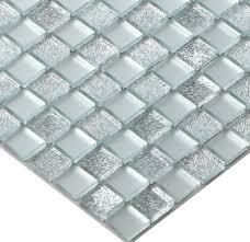 Mirror Tile Backsplash Kitchen Silver Kitchen Backsplash Promotion Shop For Promotional Silver