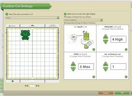 What Is Cricut Craft Room - cutting with the cricut craft room design software cricut help