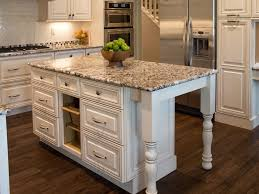 granite top kitchen island kitchen countertop options movable kitchen island custom kitchen