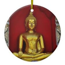 buddha ornaments keepsake ornaments zazzle