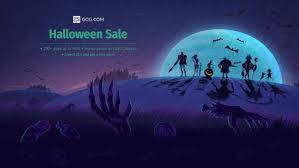 Halloween Sale Gog U0027s Halloween Sale Is Live Adds Games To Connect Rock Paper