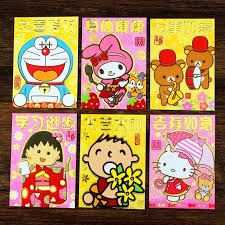hello new year envelopes 2017 rooster new year hello melody doraemon