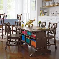 tables with storage for kids great kids table with storage underneath