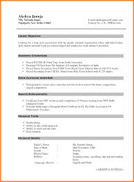 resume format for bcom freshers download minecraft ideas collection resume format for freshers bcom graduate download