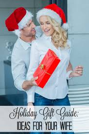 holiday gift guide ideas for the wife mom fabulous