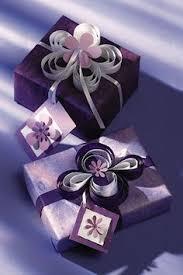 purple gift wrap pin by veerarnan pandedworakul on parcel packing