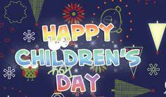 happy childrens day hd images wallpapers greeting cards quotes
