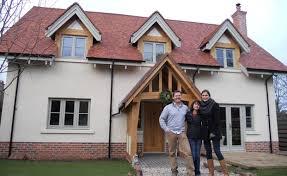flat pack homes a flat pack oak framed house house pinterest house ideal