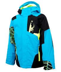 spyder boy s challenger ski jacket 2015 ski depot