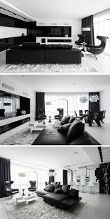 Black White Interior Best 10 Black Glass Ideas On Pinterest Glass Partition
