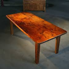 Pine Table Rustic 84
