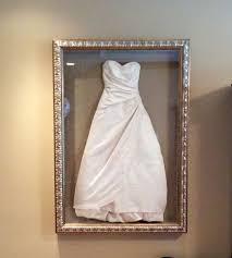 wedding dress storage the beautiful frame company wedding dress framing gallery