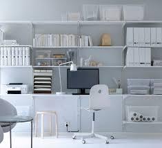 ikea rangement bureau bureau avec rangement integre maison design hosnya com