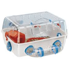 How Much Is A Hamster Cage Ferplast Combi 1 Hamster Cage Amazon Co Uk Pet Supplies