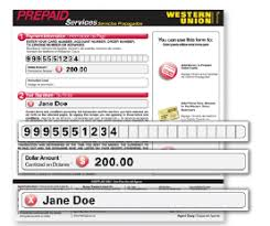 reload prepaid card reload an account now prepaid card western union