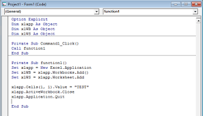 vba vb6 extracts in excel 2013 stack overflow