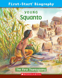 squanto by andrew woods scholastic